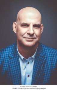 Ticketed Event: Harlan Coben signs THE BOY FROM THE WOODS, Saturday, March 21 at 6 PM!
