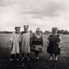 Something about this photo gives me the chills..Diane Arbus