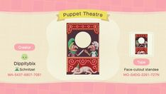Home / Twitter Animal Crossing Qr, The Creator, Face, Twitter, Puppets, Theatre, Conversation, Cozy, Inspiration
