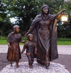Nano Nagle, Servant of God- Irish- Founded Sisters of the Presentation of the Blessed Virgin Mary- Fearlessly established schools and religious education classes for poor Irish children during times when the Penal Laws forbid this.