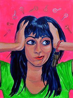 """Did I Lock It?"" by Neena Buxani"