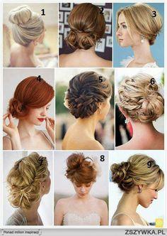 #9 for bridesmaids hair!