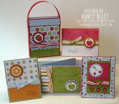 TART & TANGY GIFT SET by stampinat6213 - Cards and Paper Crafts at Splitcoaststampers