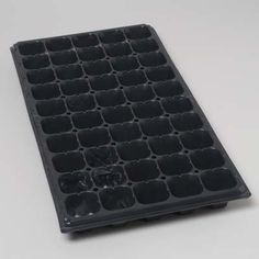 Seed Starter Tray (48 Pack) by DDI. $118.26. We proudly offer free shipping. We can only ship to the continental United States.. 100% Satisfaction Guaranteed.. High quality items at low prices to our valued customers.. Please refer to the title for the exact description of the item.. All of the products showcased throughout are 100% Original Brand Names.. Seed Starter Tray. Black With 50 Openings. 21.25 X 11 X 1.75. Comes In Counter Display.. Save 57% Off!