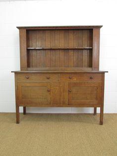 Heal's Cottage Oak Dresser SOLD