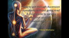 Ascension Symptoms Survival Guide. Man i'm glad i found this!