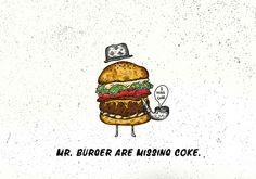 Mr. BURGER. on Behance