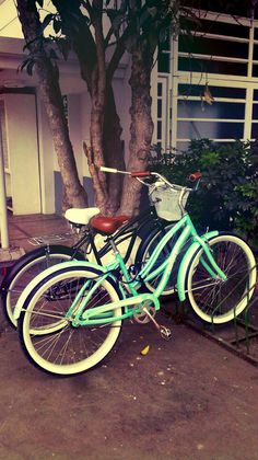 Photograph Vintage bicycles by GyGante