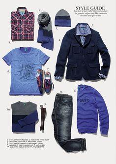 Autumn 14 - Man Collection: Urban Man. Find it out on: http://www.benetton.com/blog/2014/08/06/urban-man/