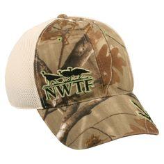 3f9f989467da64 National Wildlife Turkey Federation Nwtf Realtree Xtra Adjustable Hat  Hunting Hat, Turkey Hunting, Sports