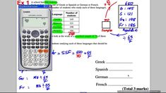 GCSE Revision Video 31 - Stratified Sampling Gcse Math, Maths, Gcse Revision, Make It Yourself