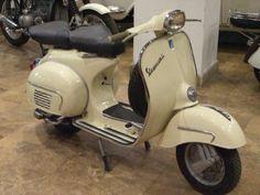 Antequera Classic - VESPA 150 S - 1963