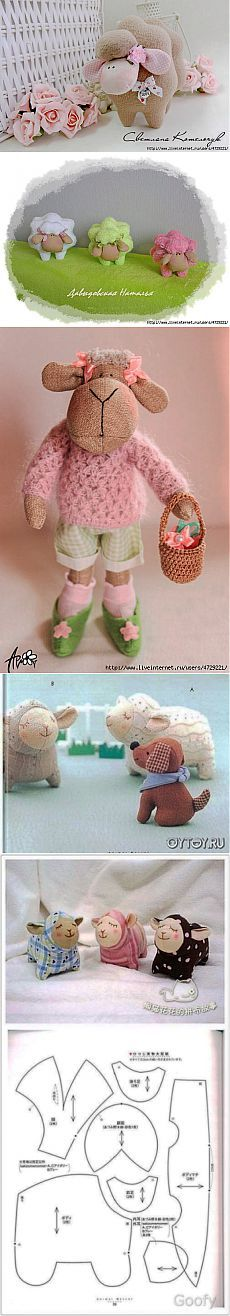 bárány (minták) ...