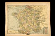 Oh So French....Vintage Vertigo Treasury by Kyla Schneiders on Etsy