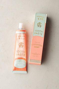 Apothic & Co. Toothpaste