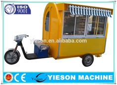 Food Vending Electric Tricycle Vehicle , Find Complete Details about Food Vending Electric Tricycle Vehicle,Electrical Recreational Vehicles,Electric Food Delivery Vehicle,Food Transport Vehicle from Tricycles Supplier or Manufacturer-Shanghai Yieson Machine Co., Ltd.