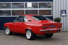 Opel Manta 2.0 1973