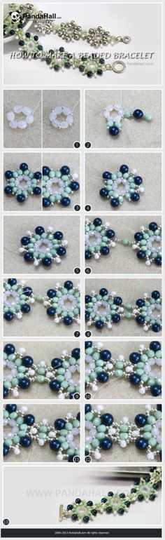 Seed Bead Jewelry Tutorials | Found on indulgy.com