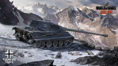 HD wallpaper: World of Tanks, Tiger II, wargaming, video games Tiger Ii, World Of Tanks, Tank Wallpaper, Tiger Wallpaper, Tank Armor, War Thunder, Tiger Tank, Ww2 Tanks, Armored Vehicles