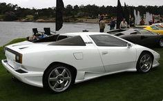 Lamborghini P140 Prototype 3/4 rear #venairsport