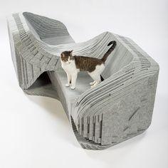 Well-designed homes for homeless cats   Wallpaper* Magazine