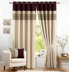 Smart and Stylish Bedroom Curtain Ideas | Decorating | Pinterest ...