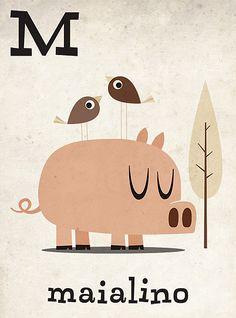 illustrator, designer, drawer, painter and dj based in Bologna, Italy