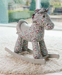 Liberty rocking horse.