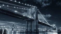 Brooklyn Bridge - poëtisch taalgebruik