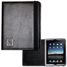 """Checkout our #LicensedGear products FREE SHIPPING + 10% OFF Coupon Code """"Official"""" Golf iPad 2 Case - Officially licensed Siskiyou Originals product Fits the iPad 2 or 3 tablet Complete access to the tablet while in the case  Stretch strap secures the case while closed Metal  emblem with enameled team colors - Price: $25.00. Buy now at https://officiallylicensedgear.com/golf-ipad-2-case-sipc12b"""
