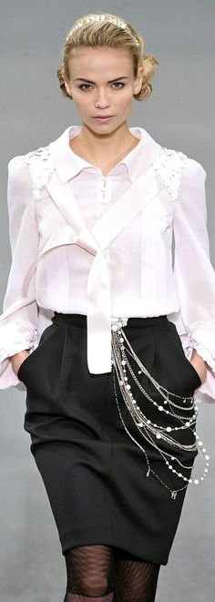 RosamariaGFrangini | Chanel