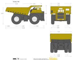 Komatsu 730E Electric Drive Truck