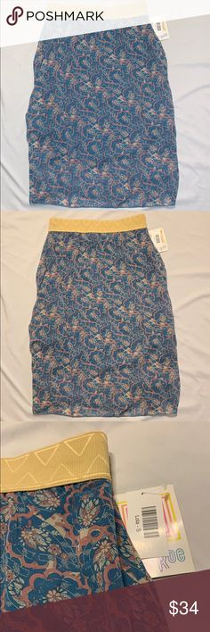Clothing, Shoes & Accessories Lularoe Small Lola Nwt Professional Design Skirts