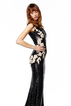 Reem Acra | Pre-Fall 2014 Collection | Style.com