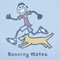 Running Mates #Election2012  *This design is literally my husband and our dog.*