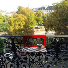 Frankfurt Frankfurt, Outdoor Furniture, Outdoor Decor, Balcony, The Neighbourhood, Bench, Table, Home Decor, The Neighborhood