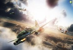 Me262, Tuskegee Airmen, Ww2 Aircraft, Aviation Art, Fighter Jets, Sci Fi, Posters, Red, Science Fiction