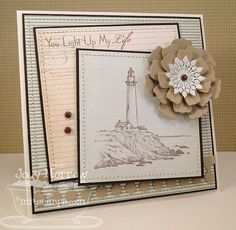 Love the lighthouse