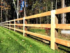 3- Rail Horse Fencing Horse Fencing, Fences, Third Rail, Home Estimate, Free In, Acre, Equestrian, Backyard, Outdoor Structures