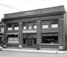 U.S. Post Office, 941, Wealthy St SE - July 12, 1939
