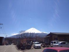 Mt.Fuji 22-3-2014 Fujiyoshida