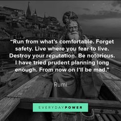 Rumi quotes about love and life will inspire you to live and love better. Rumi truly believed that whatever you are seeking, is also seeking you. Best Rumi Quotes, Rumi Quotes Life, Amazing Inspirational Quotes, Trust Quotes, Best Love Quotes, Love Yourself Quotes, Book Quotes, Famous Quotes, Rumi Poem