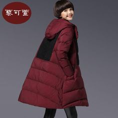 20785c841cab Click to Buy    2016 new hot winter Thicken Warm woman Down jacket.