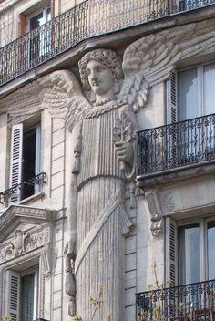 L'ange de Turbigo