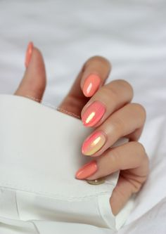 Kosmetyczna Hedonistka: Beauty   Lifestyle: SOCZYSTY MANICURE NA LATO: EFEKT SYRENKI NA PAZNOKCIACH. SYRENI PYŁEK INDIGO I GRADIENT SEMILAC KROK PO KROKU. MERMAID/SIREN NAILS.