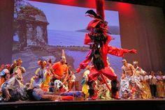 Encuentro Folclórico Panameño en Estados Unidos - Mastrip.net