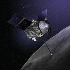 NASA's OSIRIS-REx Probe Will Collect Samples And Return To Earth: Lockheed Martin -  [Click on Image Or Source on Top to See Full News]