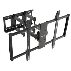 Wunderbar Emerald Full Motion Wall Mount For 60 In.   100 In. TVs, Black