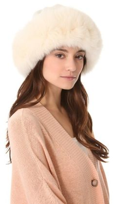 Fall 2013 Trends WOMEN'S HATS | stylish Trendy winter hats & Caps for women 2013-14 Collection  FUR