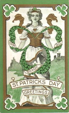 Image result for st pat as pagan